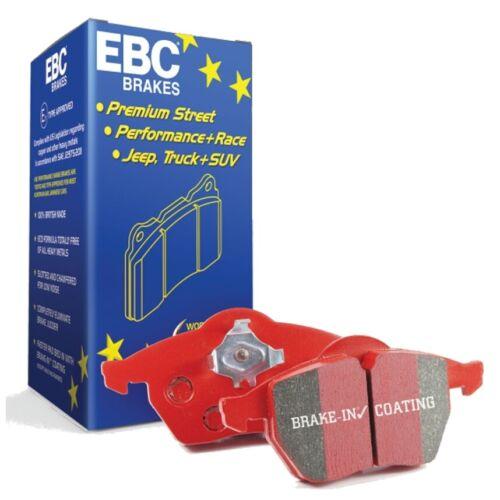 DP31986C EBC Redstuff Front Brake Pads Set For Audi S4 3.0 Supercharged 2008
