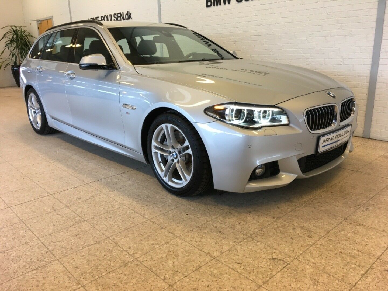 BMW 525d 2,0 Touring aut. 5d - 435.000 kr.