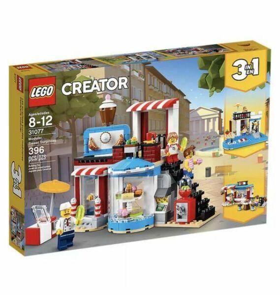 New in Box LEGO Creator 3 in 1 Modular Family Villa 31069 NIB Classic Free Ship
