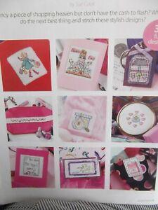 35 Retail Therapy Stitch Charts # 878-afficher Le Titre D'origine Les Catalogues Seront EnvoyéS Sur Demande