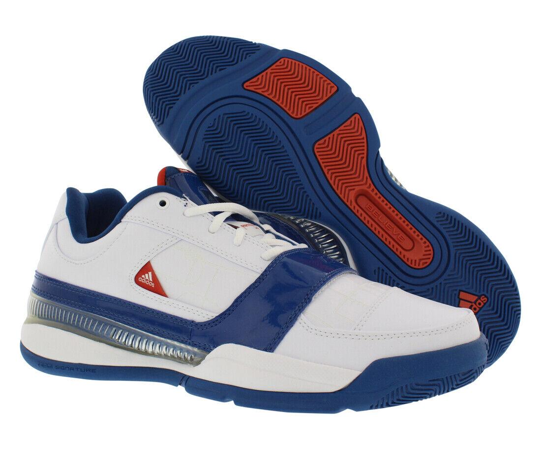 Adidas Ts Lightswitch Gilbert Agent Zero Bball Mens shoes White bluee