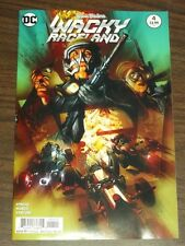 WACKY RACELAND #4 DC COMICS
