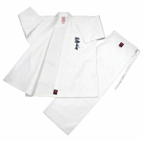 Shinkyokushin Gi   Adults 10oz   Bleached White   Sale