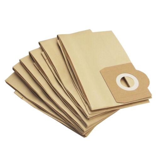 WD 3.600 WD 3.800 M 6-12 Staubsaugerbeutel Filtertüten für Kärcher WD 5.800