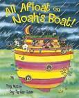 All Afloat on Noah's Boat by Tony Mitton (Mixed media product, 2009)