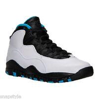 New Men's AIR JORDAN Retro 10 - 310805 106 Powder Blue 2014 Basketball Sneaker