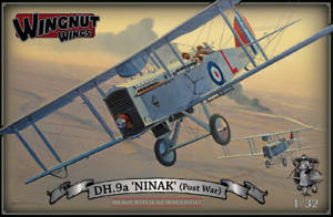 Wingnut Wings 1 32 Airco DH.9a Ninak Post War Version