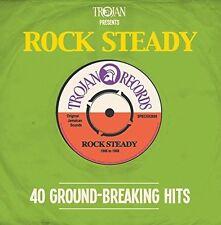 Various Artists - Trojan Presents: Rock Steady [New CD] UK - Import