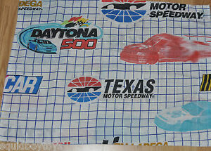 DAYTONA-500-NASCAR-PILLOWCASE-fabric