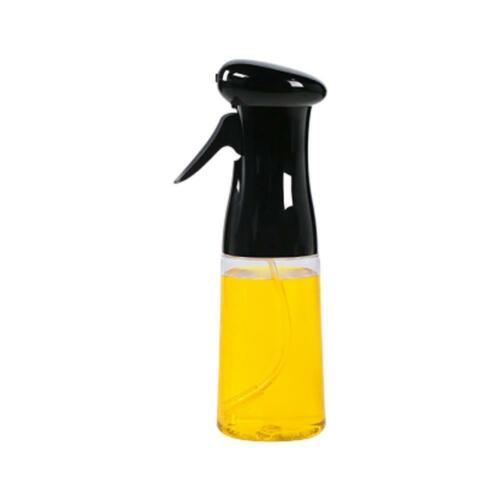 200ML BBQ Spray Oil Olive Empty Bottle Vinegar Dispenser Soy Sauce