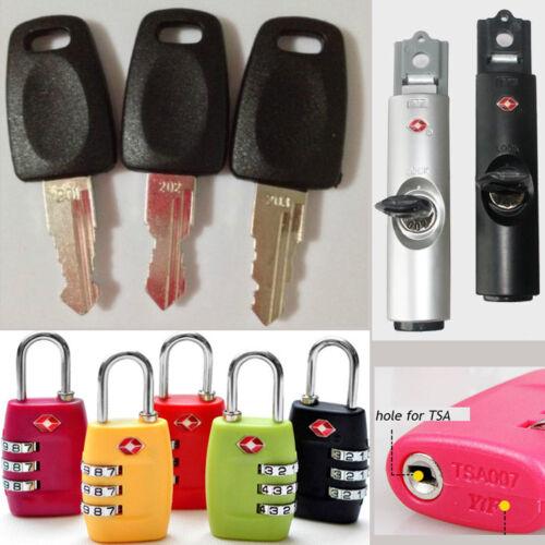 1PC Universal Luggage Suitcase Bag Key TSA Lock Key TSA 002 007 B35 YIF SKG Key