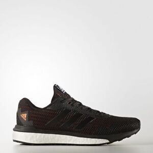 Adidas Vengeful Men's Running Training Shoes Black/Solar Orange BB3637