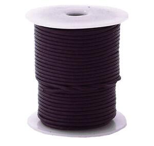 50m-Lederband-dark-fuchsia-0-46-1m-1-5-mm-stark-50-Meter-auf-Rolle-Spule