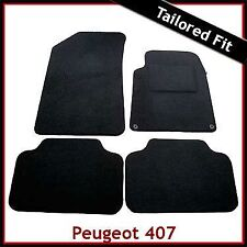 Peugeot 407 Coupe 2004 - 2007 2008 2009 2010 Tailored Fitted Carpet Car Mats