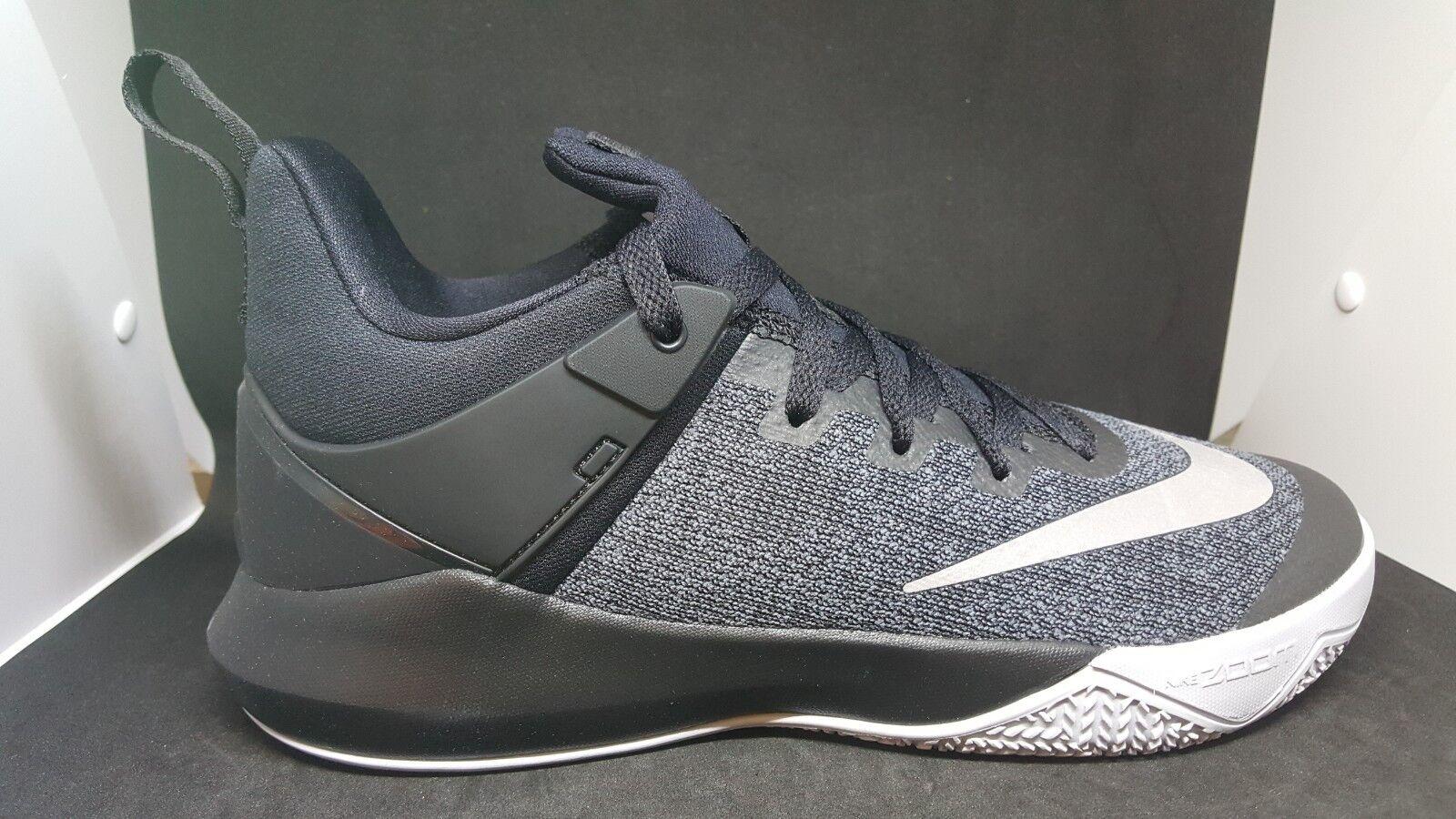 check out 6d87a 15be8 -Nike Zoom Shift Men s Basketball Shoes 897653 002 US Sz Sz Sz 9 0de865