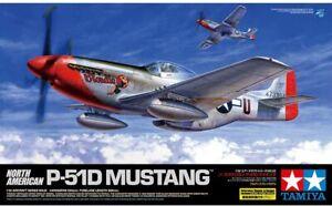 North-American-P-51D-Mustang-1-32-Tamiya-No-22-from-JAPAN