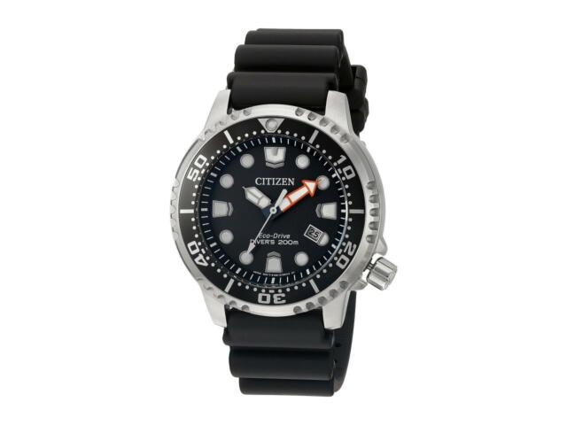 Citizen NEW BN0150-28E Men's Eco Drive Promaster Diver Polyurethane Band Watch