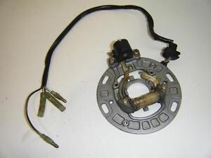 89-Kawasaki-KX125-KX-125-Moteur-Allumage-Generateur-Impulsions-Bobine-Stator
