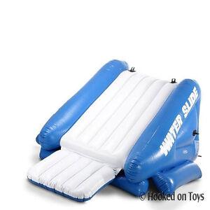Intex Kool Splash Giant Inflatable Pool Water Slide 58851 Ep Ebay