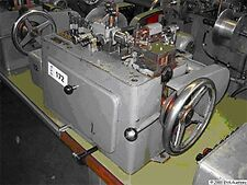 Small Theodore Bechtold Germany Curb Chain Making Machine Good Condition