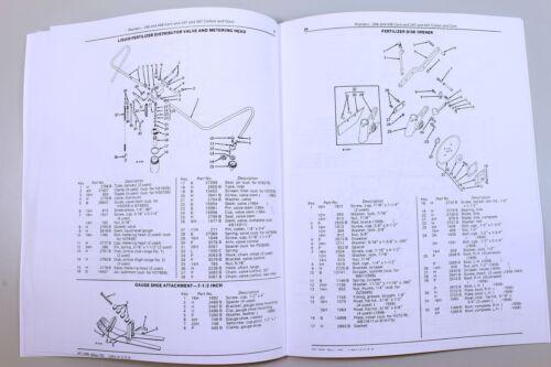 Heavy Equipment, Parts & Attachments PARTS MANUAL FOR JOHN DEERE ...
