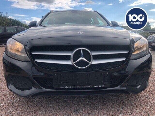 Mercedes C220 d 2,2 stc. aut. Diesel aut. Automatgear