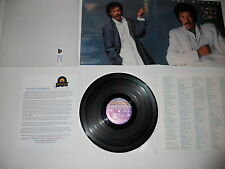 Lionel Richie Dancing on the Ceiling EXC 1985 1st USA Press ULTRASONIC CLEAN