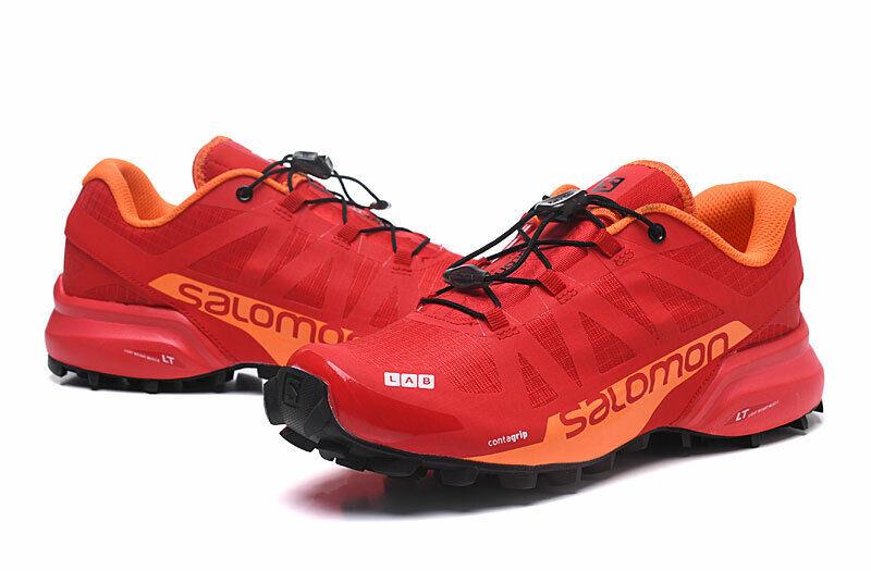 Men's Salomon 5 The Speedcross Pro Athletic Running Outdoor Hiking shoes Vogue