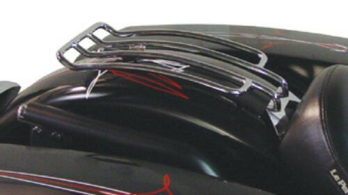 Chrome Luggage Rack for Harley Road King with Solo Seat 98-04 CLEARENCE was $69