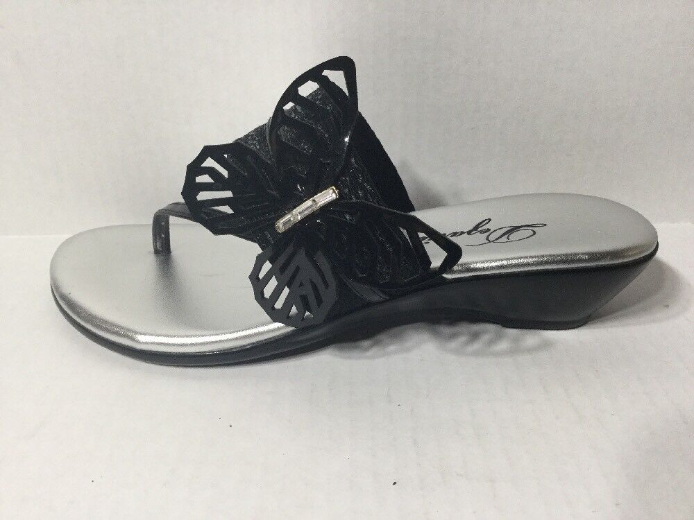 Dezario libre papillon String Sandale Taille 6