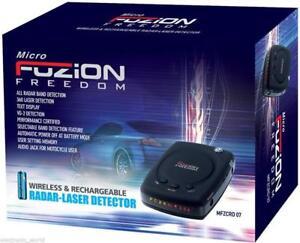 freedom car motorbike wireless rechargeable radar laser speed camera detector ebay. Black Bedroom Furniture Sets. Home Design Ideas