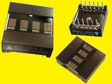 Dlo1414 20 Led Alphanumeric Dot Matrix Display 4 Digit 5x7 Red 1 Piece