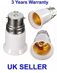 B22-a-E27-Lampe-Ampoule-Baionnette-Cap-B22-pour-a-Vis-Edison-E27-Adaptateur-Convertisseur