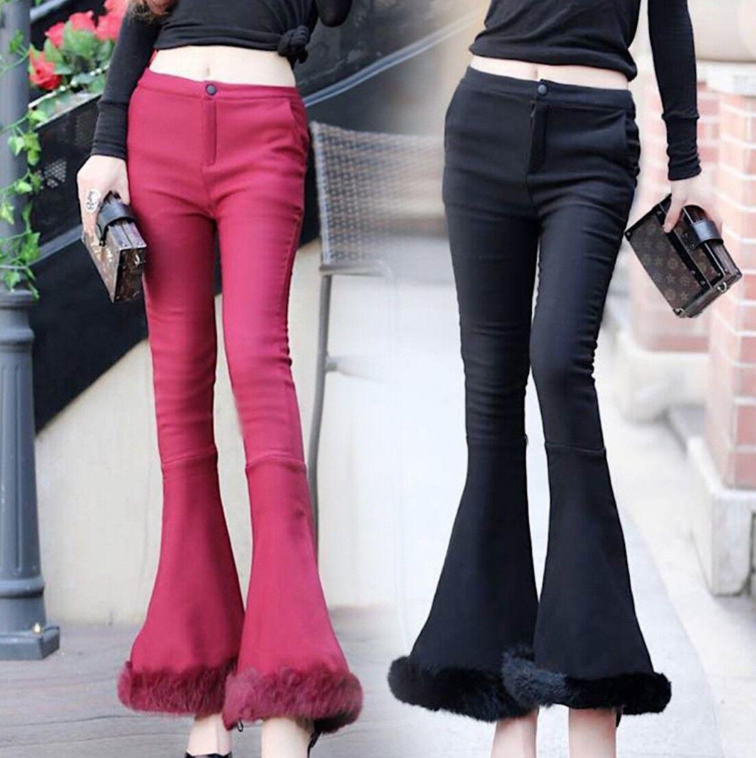 Pantaloni women Zampa Invernali - Woman 70s Winter Throusers TRA005