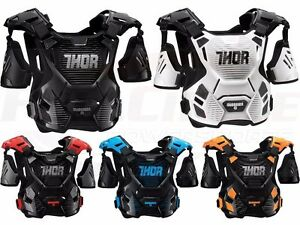 Thor-Guardian-Youth-amp-Adult-Chest-Protector-Roost-Guard-MX-ATV-Motocross-Offroad