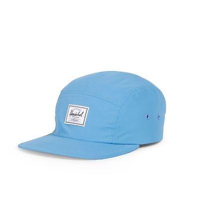 Herschel Supply Co Albert Nylon Cap blue aqua