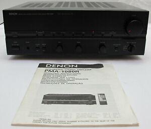 Denon PMA-1080 R Highend Verstärker, Integrated Stereo Amplifier, Vollverstärker