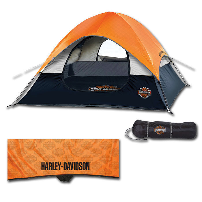 Harley-Davidson  - Road Ready Tent HDL-10011A - SHIPS FAST