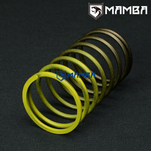 2.9Psi UK TiAL 44mm 46mm V44 F46 External Wastegate Spring Small Yellow 0.2Bar