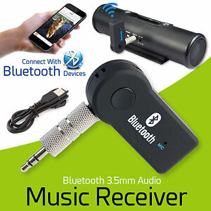2018 wireless bluetooth audio receiver stereo music car. Black Bedroom Furniture Sets. Home Design Ideas