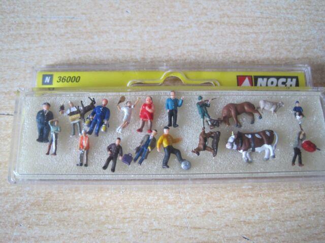 NEU Spur N Noch 36745 Figuren Waldtiere
