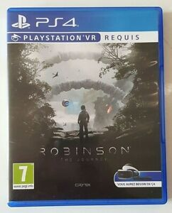 Robinson The Journey - PlayStation 4 PS4 PSVR