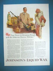 PUBLICITE-JOHNSON-ELECTRIC-POLISHER-WAX-ORIGINAL-VINTAGE-PRINT-AD-1920-039-s