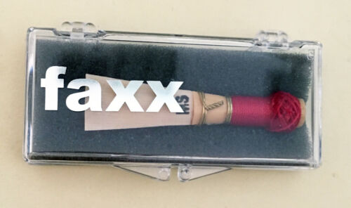 Faxx Traditional Cane Bassoon Reeds