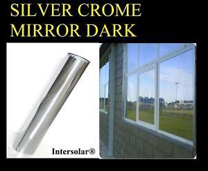 "36"" x50'  Silver/Black Film  05% Dark Made in usa 85% Heat Reduccion Dark"
