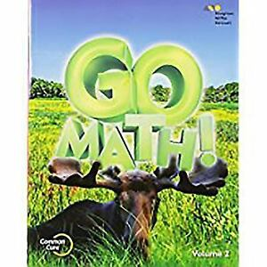 3rd Grade Go Math Book