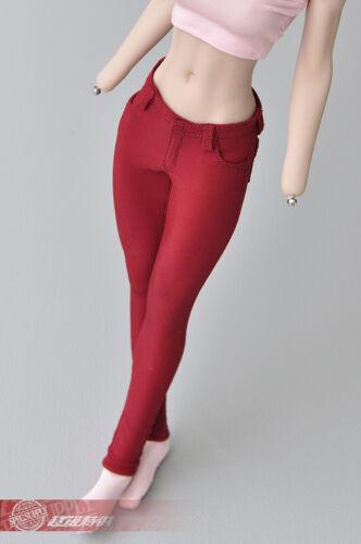 "Costume 1//6 Slim Pencil Pants Model Fit 12/""Female PH TBL Figure Body Toy"