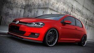 Spoiler-Splitter-anteriore-lama-VW-GOLF-7-VII-no-R32-R20-no-gti