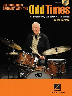 Odd Times Patterns for Rock Jazz and Latin at the Drumset Drum Instruc 006620130
