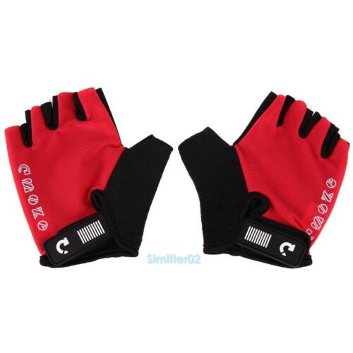 Bike Bicycle Anti Skid Half Finger Gloves Sport Glove for MTB Road Cycling NEW